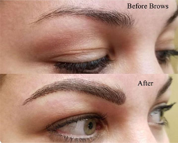 before-brows