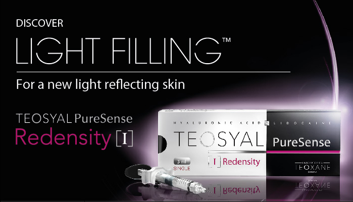Teosyal Redensity 1 and Mesotherapy