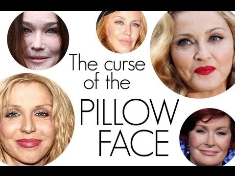 too-much-dermal-filler-pillow-face