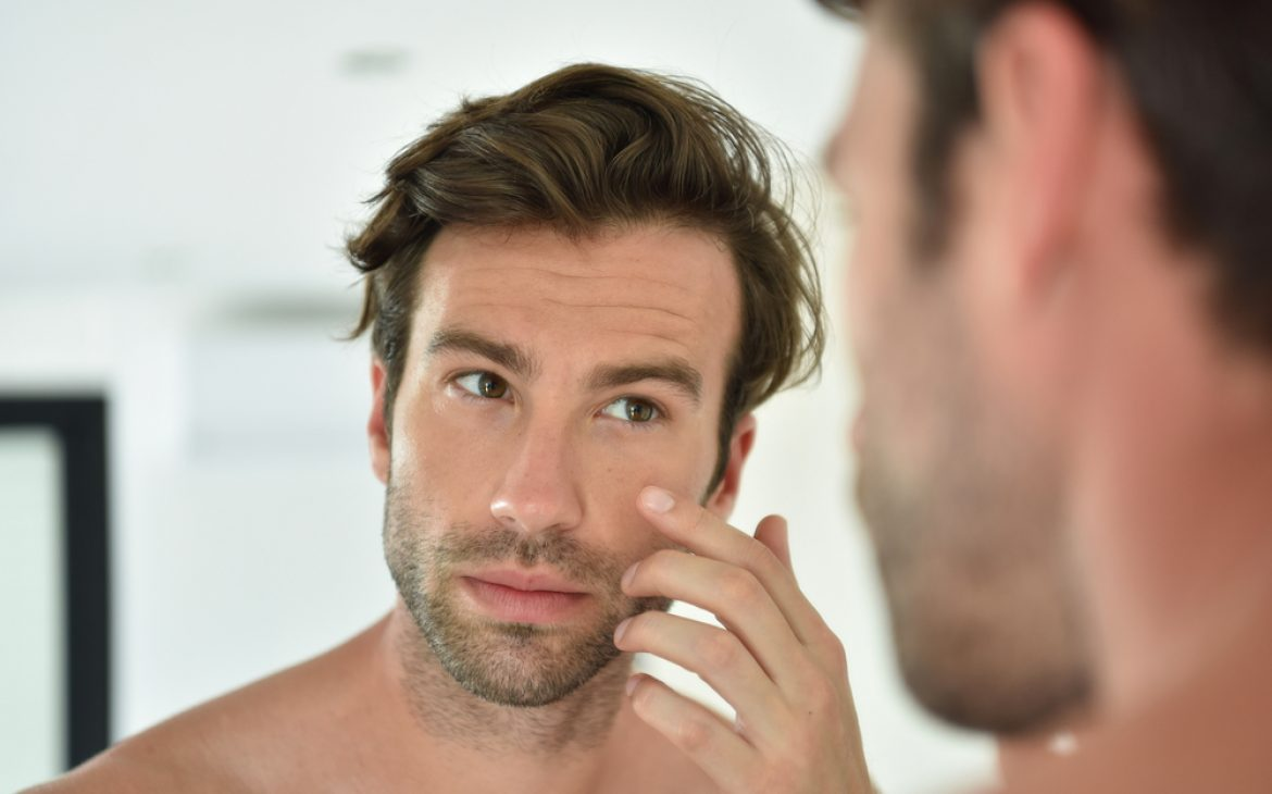 Cheek Augmentation for Men