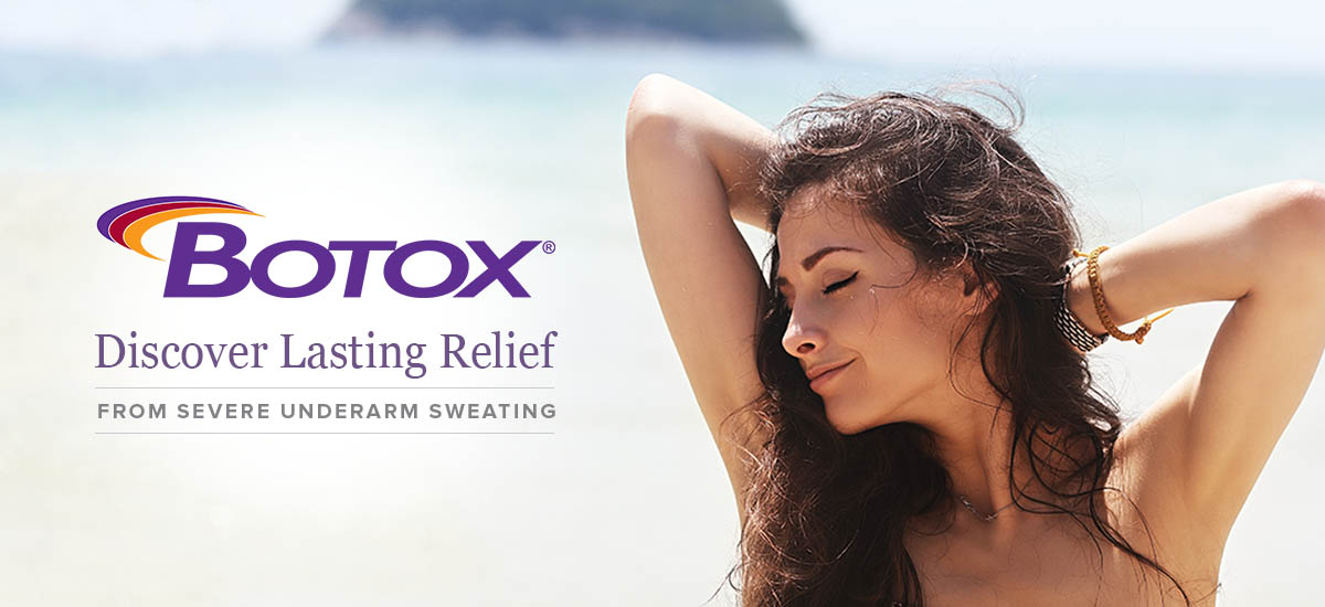 Botox for Hyperhidrosis-Underarms
