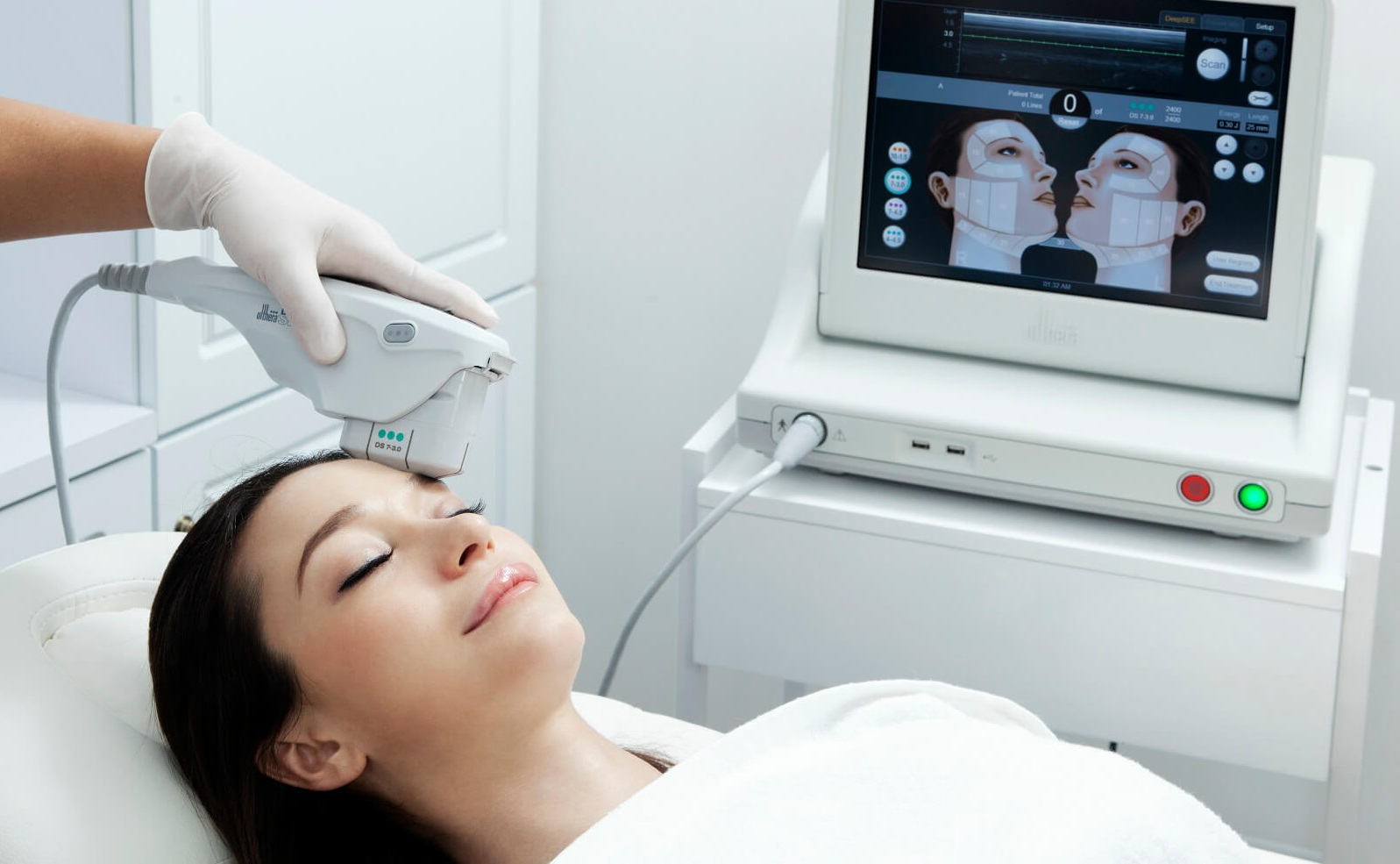 Ultherapy - Will It Dissolve My Dermal Fillers