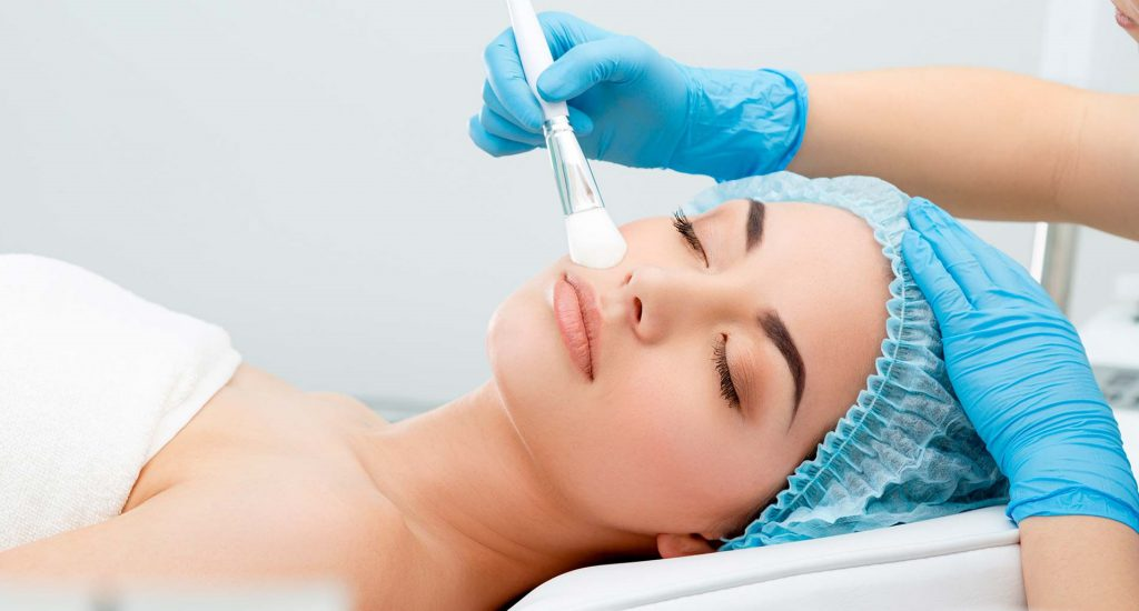 Chemical Peels Toronto | Milk Peel Toronto | Skin Resurfacing Toronto