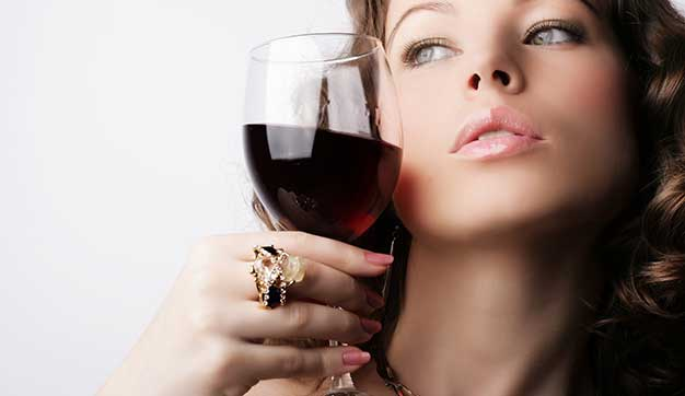 Botox and Dermal Fillers With Alcohol