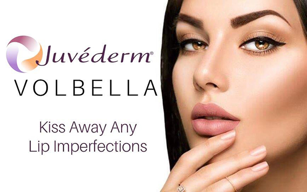 Juvederm Toronto Volbella for lip injections