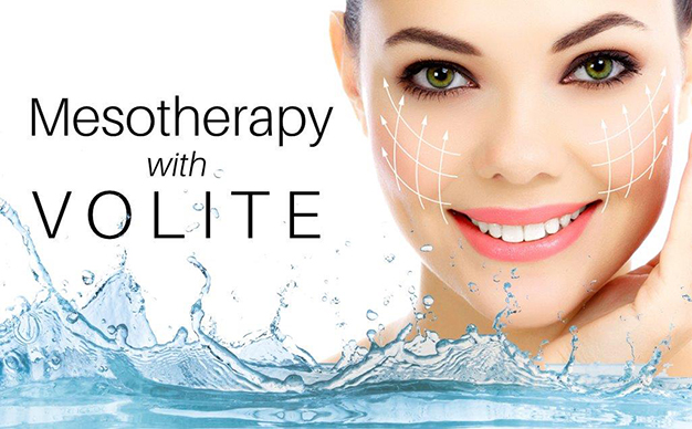Mesotherapy Toronto Using Volite