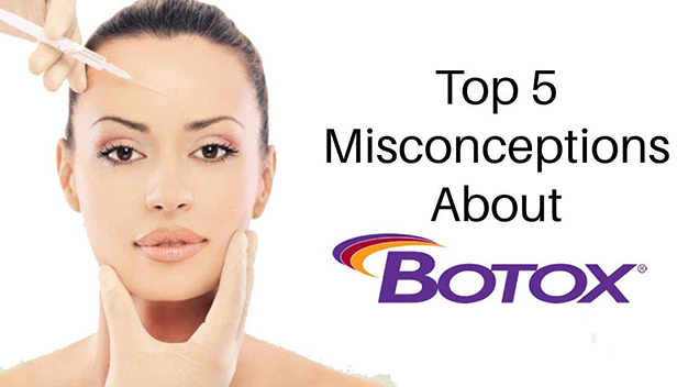 Botox Toronto Top 5 Misconceptions