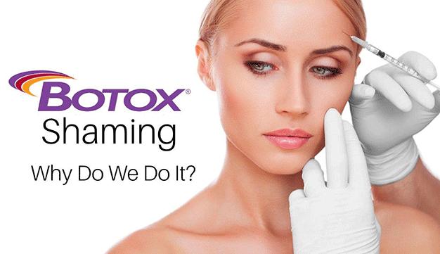 Botox Toronto Botox Shaming