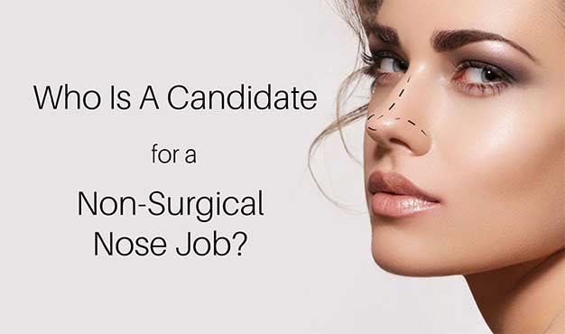 Non Surgical Nose Job Toronto Who Is A Candidate