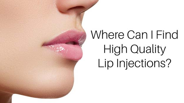 Lip Injections Toronto Best Lip Injections In Toronto