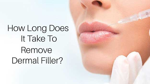 Dermal Filler Removal Toronto Hyaluronidase How Long Does it Take